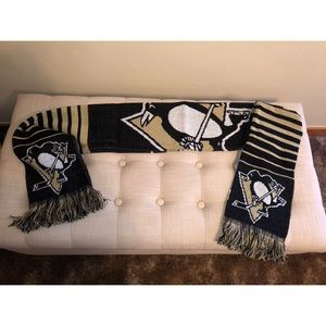Accessories - Pittsburgh Penguins Scarf